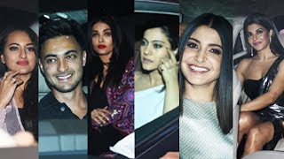 Karan Johar Hosts A Party For American Pop Star Katy Perry | Aishwarya, Anushka, Jacqueline