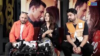 Nupur Sanon, B Praak, Jaani - Full Interview - FILHALL Song Success