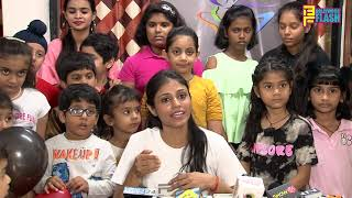 PSJ Media Vision Celebrates Children Day Event Choreography By DID super Mom Shivangi Vajpayee