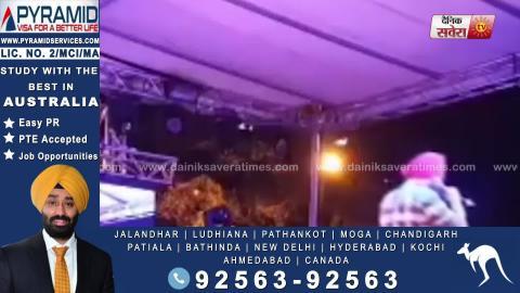 Sidhu Moosewala ਨੇ ਦਿਤਾ ਆਪਣੇ Fan ਨੂੰ Reply | Dainik Savera