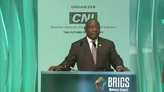 PM Modi attends the BRICS Business Forum in Brazil | PMO
