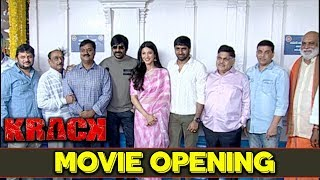 Krack Movie Opening | Ravi Teja | Shruthi Hassan | Gopichand Malineni