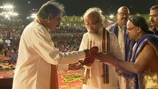 Pratap Sarangi's Visit to Narasimha Swamy Temple | Hyderabad, Telangana | 14 Nov 2019