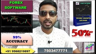 50% DISCOUNT ON FOREX TRADING SOFTWARE || MONEY GROWTH SOLDIER FOREX TRADING SOFTWARE AND INDICATOR
