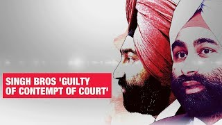 Singh brothers held guilty of contempt of court: All about Daiichi Sankyo case | Economic Times