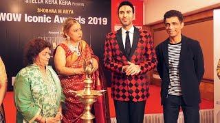Wow Iconic Awards 2019 | Saroj Khan, Makarand Deshpande, Sandeep Soparkar