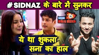 Bigg Boss 13 | Shehnaz And Shukla Reaction When Vishal Told Them Abour #SIDNAZ | BB 13