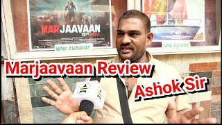 Marjaavaan Review By Ashok Sir