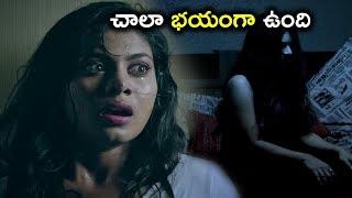 చాలా భయంగా ఉంది | 2019 Telugu Movie Scenes | 334 Kathalu Movie Scenes