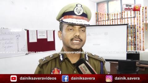 Exclusive interview : Traffic police की अनोखी पहल नियम तोड़ने वालों के घर पहुंचेगा E-Chlaan