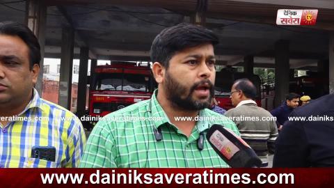 Bathinda में समाज सेवी संस्थाओं ने पराली जलाने को लेकर किया रोष प्रदर्शन