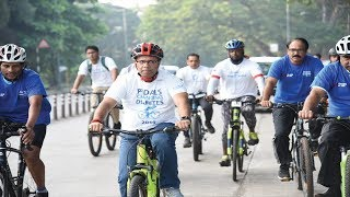 What's Diabetes When We Have Dreams To Fulfill? A Rewind On 10K-Cyclothon