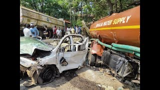 CHIMBLE ACCIDENT: Authorities Conduct Inspection, Locals Call It An 'Eyewash'