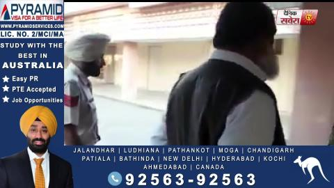 Action में दिखे Haryana के मंत्री Anil vij