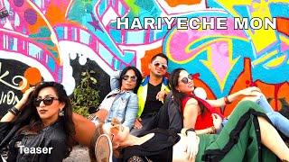 Hariyeche Mon || Sintheya Khan, Shovan Anwar & Prince Bengal || JK Majlish | Official Teaser 4K