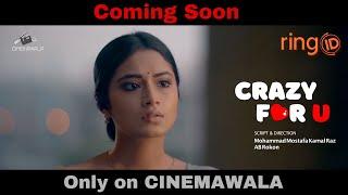 PROMO || CRAZY FOR U || Shamim Hasan Sarkar | Tasnia Farin | Tanzim Hasan Anik | Coming Soon