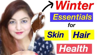5 MUST have products this Winter for Skin, Hair & Health | JSuper Kaur