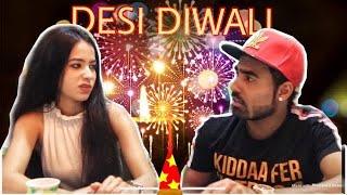 How Desi Guy Celebrates Diwali ????