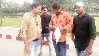 Samar Singh Ka New Film Jung Ka Meking On Suting