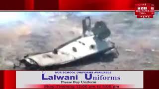 भारतीय नौसेना का MiG-29K विमान गोवा में हुआ दुर्घटनाग्रस्त