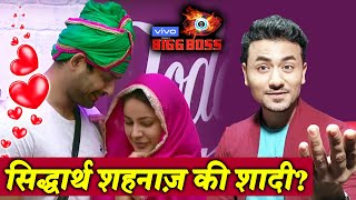 Bigg Boss 13 | Siddharth Shukla Should Marry A Girl Like Shehnaz, Says Housemates | BB 13