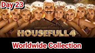 Housefull 4 Movie Worldwide Box Office Collection Till Day 23, Beats Mission Mangal Lifetime Record