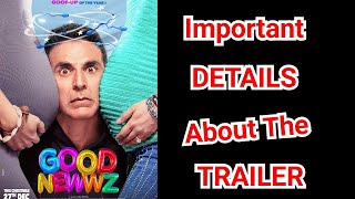 Good Newwz Trailer Release Date, Timing, Location And Event Schedule
