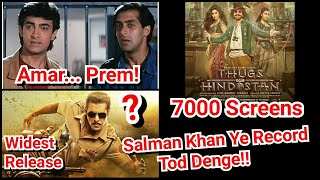 Dabangg 3 Is Set To Become Bollywood's Widest Release By Beating Thugs Of Hindostan Record?