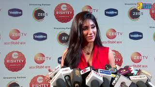 Manmohini Serial Actress Reyhna Malhotra - Full Interview - Zee Rishtey Awards 2019