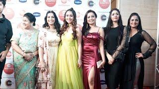 Zee Rishtey Awards 2019 - Reem Shaikh, Sharddha Arya, Sriti Jha, Kanika Mann, Nishant Malkani