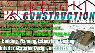 MOSCOW    Construction Services 》Building ☆Planning  ◇ Interior and Exterior Design ☆Architect ☆▪○□¤