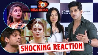 Bigg Boss 13 | Karanvir Bohra ANGRY REACTION On Siddharath Shukla, Rashmi, Devoleena, Asim | BB 13
