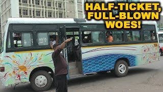 Bus Half Ticket Woes: Authorities Wake Up After In Goa News Highlights The Issue