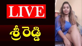 Sri Reddy LIVE | Latest Controversy | Top Telugu TV