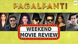 """Pagal Panti"" Trailer Review | Anil, John, Ileana, Arshad, Urvashi, Pulkit, Kriti | Satya Bhanja"