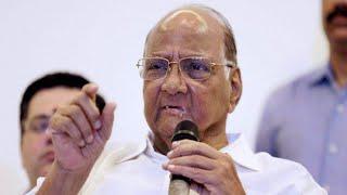 महाराष्ट्र में सरकार बनाने को लेकर बहुत गुस्से में हैं शरद पवार Maharastra News
