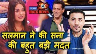 Bigg Boss 13   Salman Khan's BIG HELP To Shehnaz Gill; Here's What   BB 13 Update