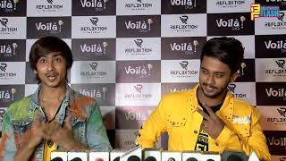 Husnain & Adnan Shaikh Team 07 - Full Interview - Ishq Hai Tumse Song Launch