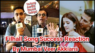 Filhall Song Reaction By Akshay Kumar Fans And Why This Song Will Break All Records!