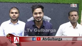 KS Tiles & Ceramics Ka Azadpur Road Gulbarga Par Shandar iftetaha Amal Mein Aya A.Tv News 18-11-2019