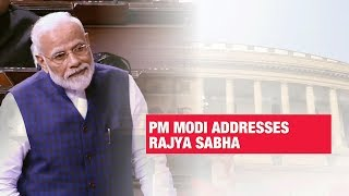 Rajya Sabha soul of Indias federal structure, must play supportive role: PM Modi