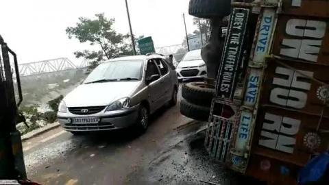 Sevoke Road accident ||1nd Part of the Video ||