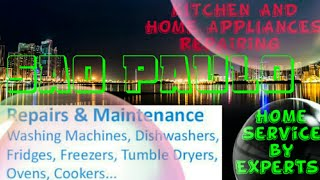 SAO PAULO   KITCHEN AND HOME APPLIANCES REPAIRING SERVICES 》Service at your home ■ near me ☆■□¤●♡♤