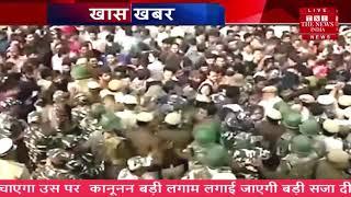 JNU में फीस पर जंग जारी, छात्रों और पुलिस के बीच हुई झड़प
