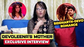 Bigg Boss 13 | Devoleena's Mother Exclusive Interview | Siddharth, Rashmi, Shehnaz, Aism | BB 13