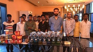 Raid At Hokkah Parlours | Snookah Cafe & Times Cafe | Raid By Task Force | @ SACH NEWS |