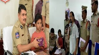 7 Years Old Boy Kidnapped By An 17 Years Old Boy In Hyderabad | @ SACH NEWS |