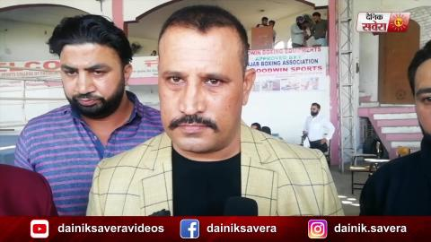 Gurdev Kaur Memorial Shahi Sports College में शुरू हुई Boxing Championship