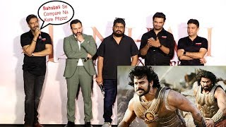 Ajay Devgn Says He Didnt Want To Compare Tanhaji Movie With Baahubali Due To This Big Reason
