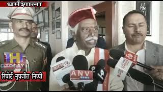 19 NOV N 11 राज्यपाल बंडारु दत्तात्रेय ने  धर्मशाला में विभिन्न स्थानों का दौरा करके दिन बिताया